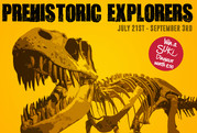 Become a Prehistoric Explorer!