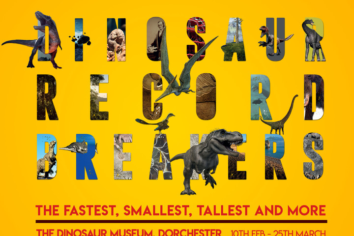 Dinosaur Record Breakers!