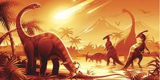 Could the dinosaurs have survived?